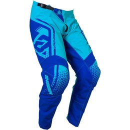 Answer Racing Mens Syncron Drift Pants Blue