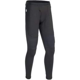 Black Mobile Warming Mens Longmen Base Layer Pants With Battery 2013