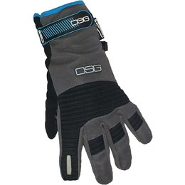 Divas Womens DSG Versa Insulated Snowmobile Gloves Grey