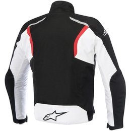 Alpinestars Mens Fastback Waterproof Armored Textile Jacket Black