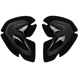 Black Spidi Sport Knee Sliders Pair