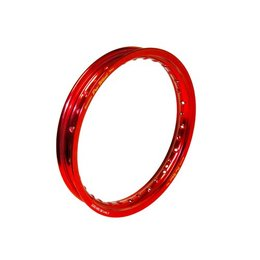 Pro-Wheel Rear Rim For Mini Bike 1.60x14 Red For Honda CRF150R Suzuki Yamaha