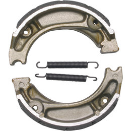 EBC Grooved Front Or Rear Brake Shoes Single Set ONLY For Honda 304G