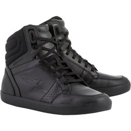 Alpinestars Mens J-8 J8 Road Riding Walking Comfort Fit Shoes Black