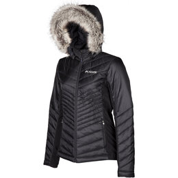Klim Womens Waverly Insulated Mid Layer Snowmobile Jacket Black