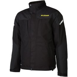 Klim Mens Keweenaw Gore-Tex Insulated Textile Snowmobile Parka Black