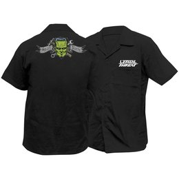 Lethal Threat Mens Spare Parts Garage Work Shirt 2014 Black
