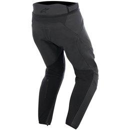 Alpinestars Womens Jagg Airflow Armored Leather Pants Black