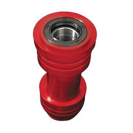 Red Modquad Rear Bearing Carrier Aluminum For Honda Trx450r Trx 450r