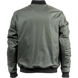 RSD Roland Sands Design Mens Squad Textile Riding Jacket Green
