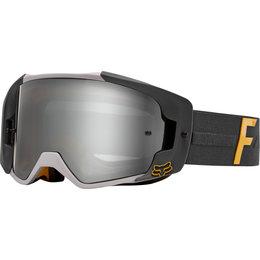 Fox Racing Moto-X LAB Vue Royl Goggles Black Black