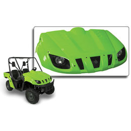 Green Maier Front Hood For Yamaha Rhino 450 660 700 04-09