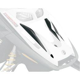 Straightline Snowmobile 4 Piece Hood Vent Kit For Ski-Doo 183-102 Black