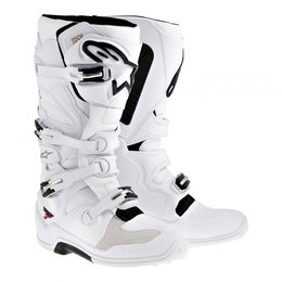 Alpinestars Mens Tech 7 Boots White