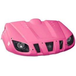 Pink Maier Front Hood For Yamaha Rhino 450 660 700 04-09