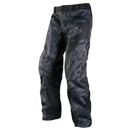 Fox Racing Mens Nomad Priori Over The Boot Convertible Pants 2015 Black