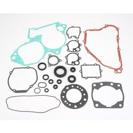 N/a Moose Racing Comp Gasket Kit With Oil Seal For Honda Cr-250r 02-04
