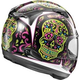Arai Signet-X El Creneo Full Face Helmet With Flip Up Shield Pink