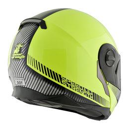 Hi-vis Green Speed & Strength Ss1700 Lock And Load Modular Helmet