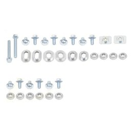 Bolt MC Full Plastics Fastener Kit Full Steel For Yamaha YZ450F 2010-2013
