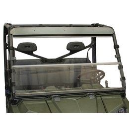Seizmik UTV Acrylic Versa-Flip Windshield For Full Size Polaris Ranger