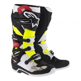 Alpinestars Mens Tech 7 Boots Black
