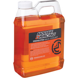 Moose Racing High Performance Racing Coolant Premixed 0.5 Gallon 3705-0013 Unpainted