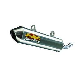 Aluminum Muffler/stainless Steel Stinger/stainless Steel Endcap Fmf Powercore 2 Muffler For Ktm 50sx Pro Series 2001-2008 025053
