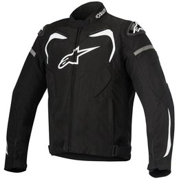 Alpinestars Mens T-GP Pro Armored Textile Jacket Black