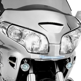 Chrome Show Led Day Running Light For Honda Gl1800 Gl 1800