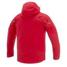 Red Alpinestars Mens Lance 3 Layer Waterproof Textile Jacket 2014