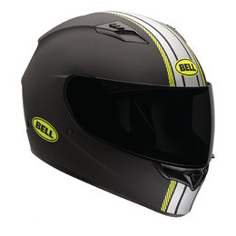Bell Powersports Mens Qualifier Rally Full Face Helmet Yellow