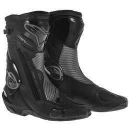 Gun Metal Alpinestars Mens Smx Plus Boots 2014 Eu 36