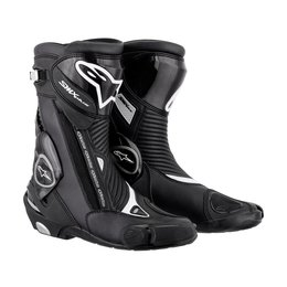 Alpinestars Mens S-MX SMX Plus Motorcycle Riding Boots 2015 Black