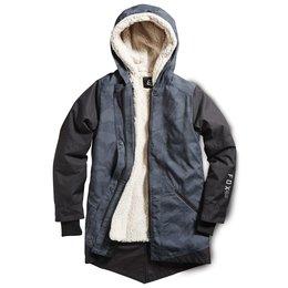 Fox Racing Womens Magnitude Hooded Jacket Grey