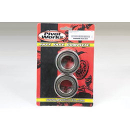 N/a Pivot Works Atv Wheel Bearing Kit Rear For Honda Trx700xx 4x4