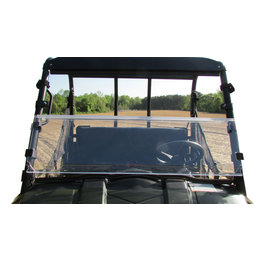 Seizmik UTV Acrylic Versa-Flip Windshied For Mid Size Polaris Ranger