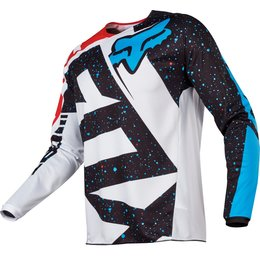 Fox Racing Youth 180 Nirv Jersey Red