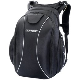 Cortech Super 2.0 Backback Black With Reflective Piping Black