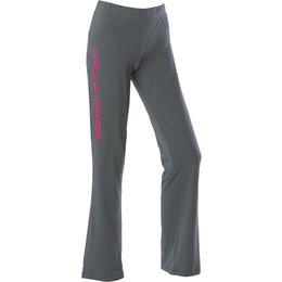 Divas Womens Yoga Lounge Pants Grey