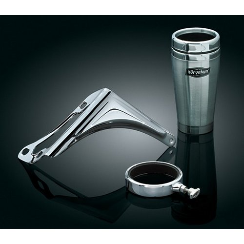 91 99 Kuryakyn Passenger Drink Holder With Cup For 166522