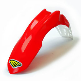 Cycra Cycralite Fender Front Red For Honda CRF250 2010-2012 CRF450 2009-2012