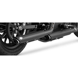 Vance & Hines 3 Inch Twin Slash Slip-On Dual Exhaust For Harley Sportster 46861