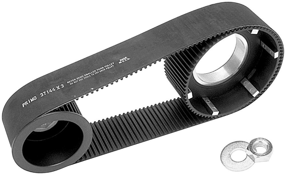 559 99 Rivera Primo Early 3 Inch 8mm Open Kickstart Belt