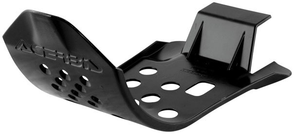 Ratings u0026 Reviews  sc 1 st  Riders Discount & $58.24 Acerbis MX Style Skid Plate Plastic Black For #144121