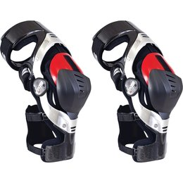 Black Evs Axis Knee Brace Pair