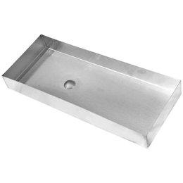 Kendon Trailers Oil/Fluid Drain Pan With Hose Aluminum