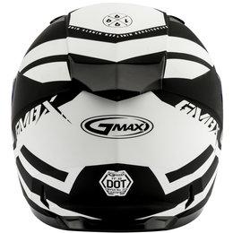 GMAX FF49 FF-49 Berg Snowmobile Helmet With Dual Pane Shield Black