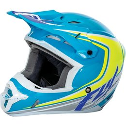 Fly Racing Kinetic Fullspeed Helmet Blue