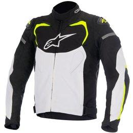 Alpinestars Mens T-GP Pro Armored Textile Jacket Black